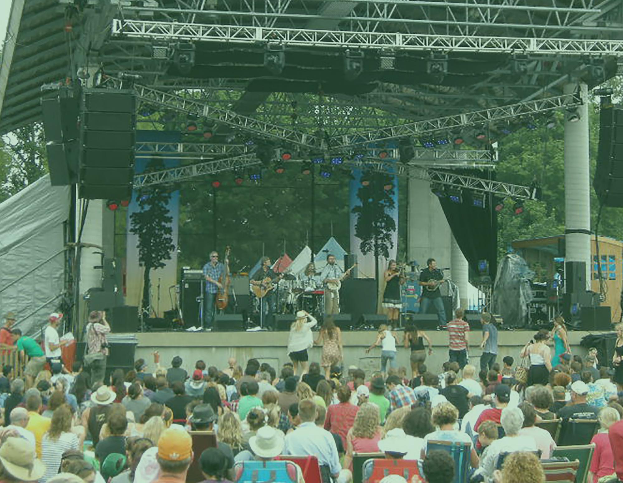 EASE Customer Service Training: Music Festivals